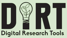 Dirt: Digital Research Tools