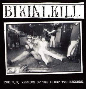 Bikini Kill album cover
