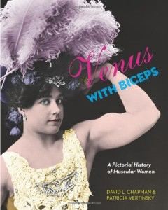 Venus with Biceps book cover