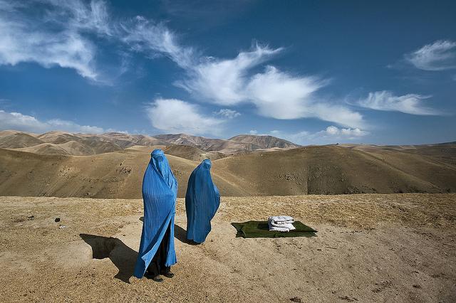 Afghan Women - Lynsey Addario