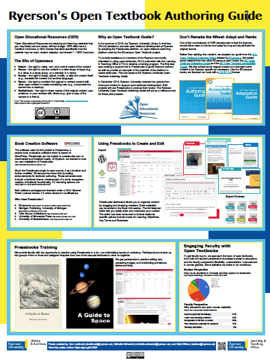 Thumbnail of Open Textbook Authoring Guide Poster